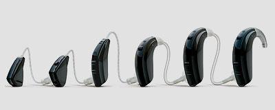 Audífonos retro-auriculares
